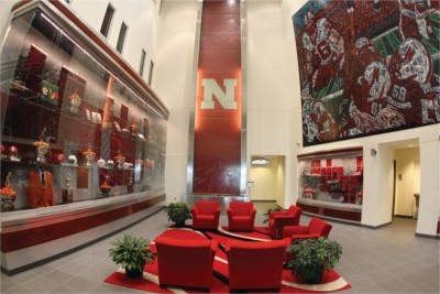 Athletic Complex Lobby